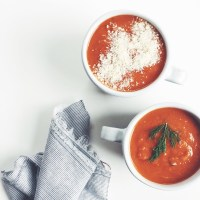 Easy Tomato Carrot Soup