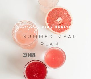 The Summer Meal Plan 2018 is now RELEASED!