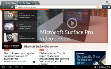 Goodbye, nameless Android browser. Hello, Chrome.