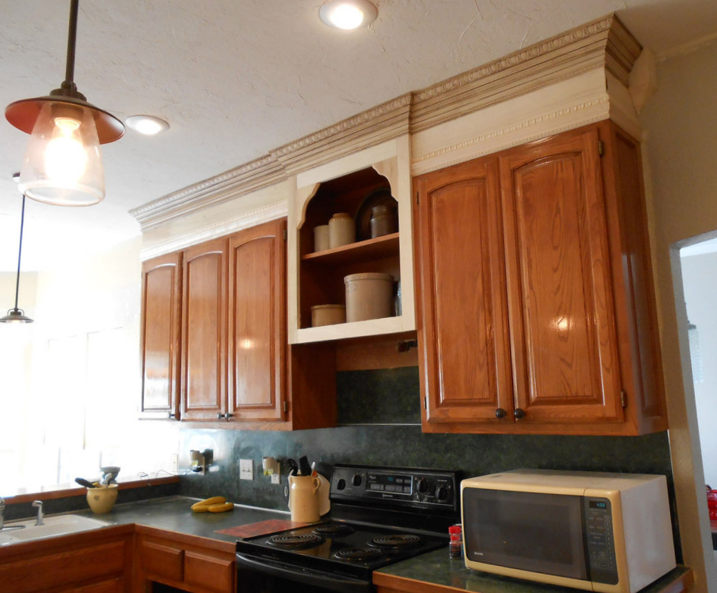 Best Kitchen Gallery: How To Extend Your Cabi S The Ceiling Energywarden of Extend Kitchen Cabinets on cal-ite.com