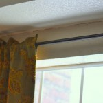 Using Curtain Rods In Tight Places Front Porch Cozy