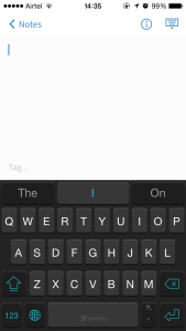 Swift Key Keyboard
