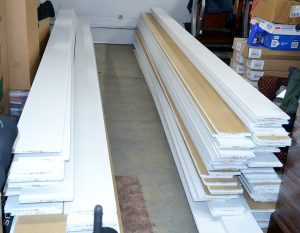 Our shiplap is here    - Simply Sassafras