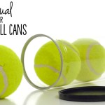10 Unusual Uses For Tennis Ball Cans
