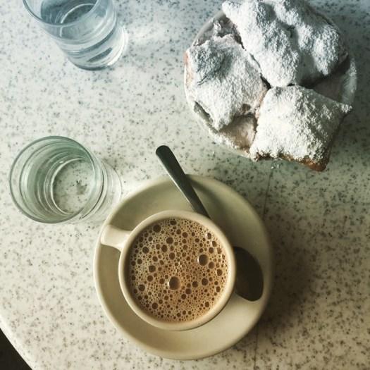 Cafe du Monde #NOLA #NewOrleans