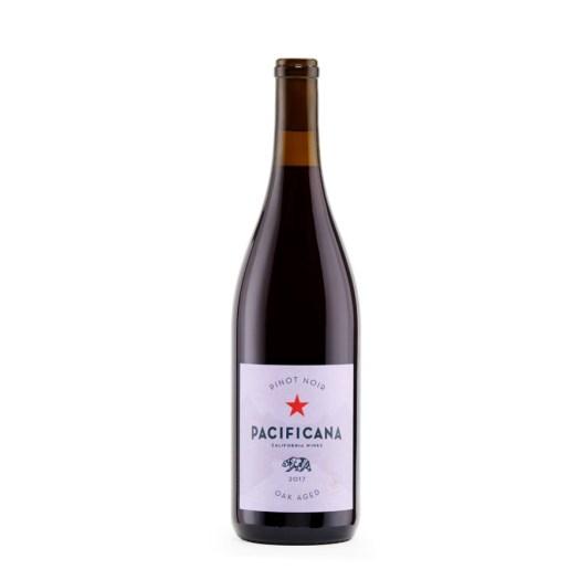 Winc 2017 Pacificana Pinot Noir