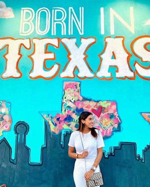 Dallas Mural Born in Texas