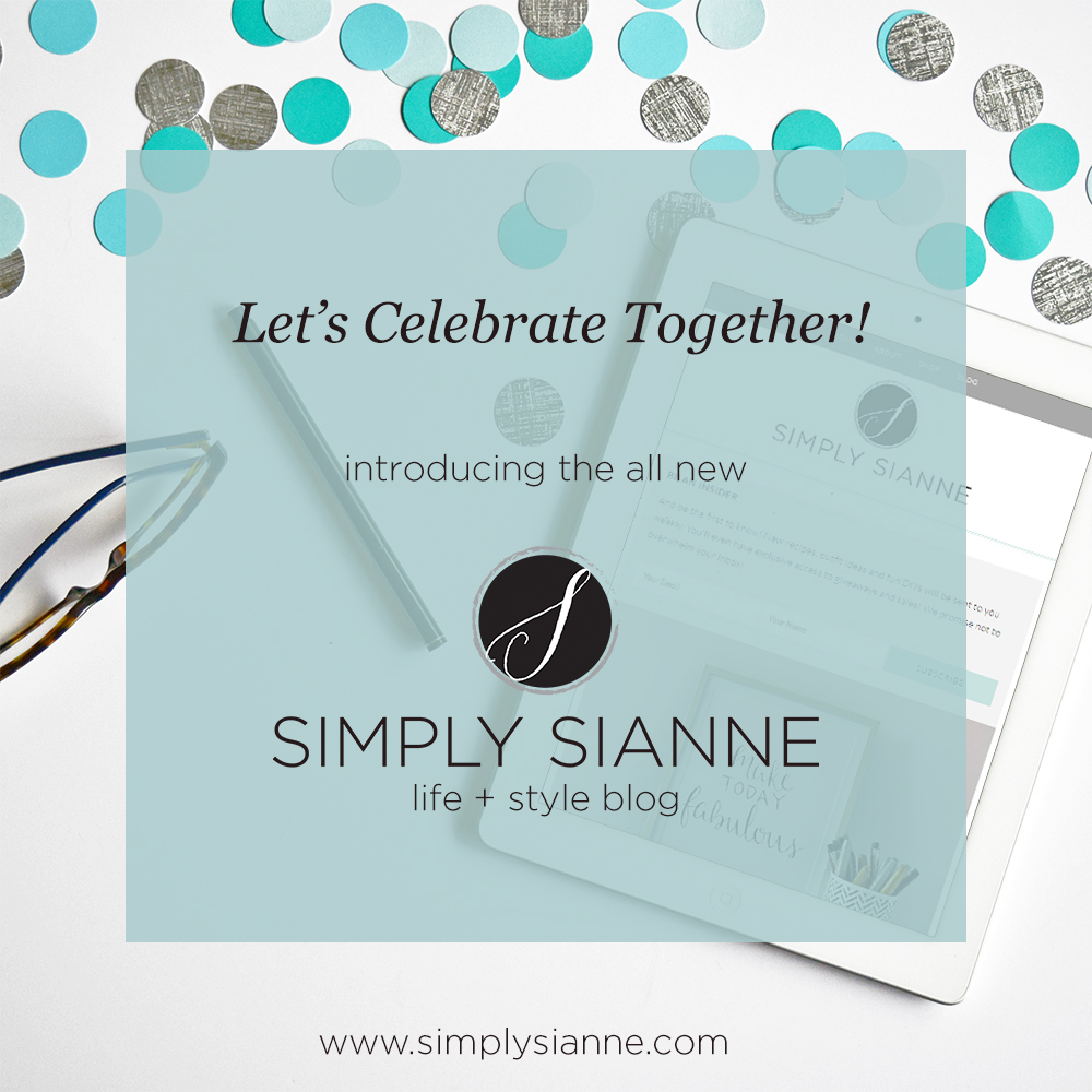 Simply Sianne Launch Image