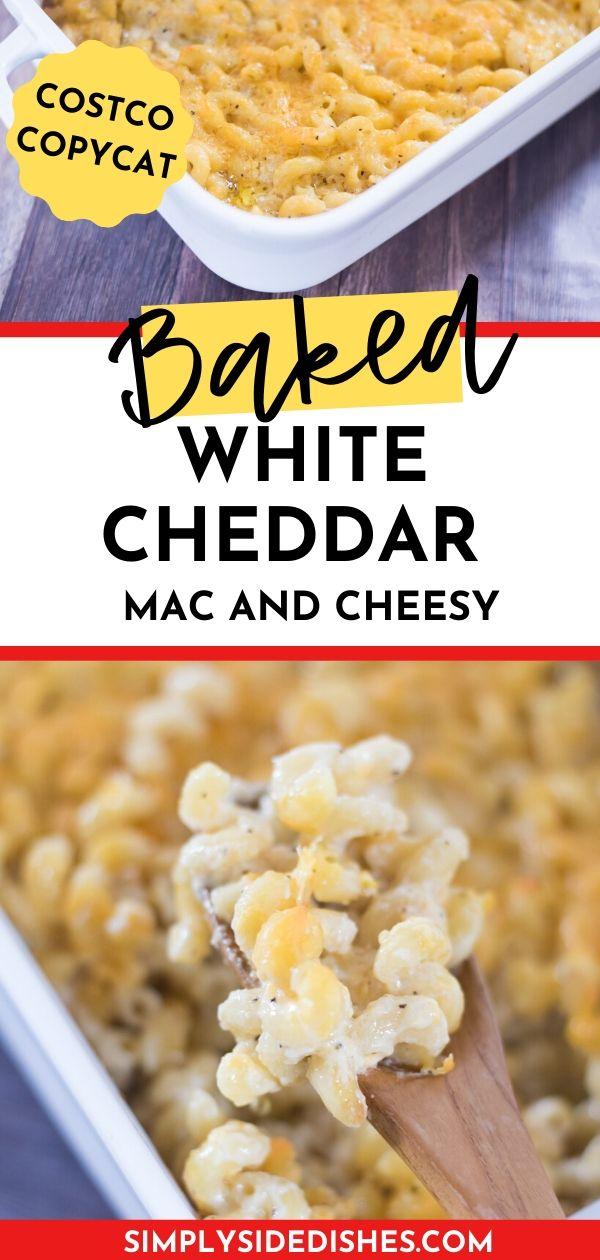 Copycat Costco Mac and Cheese Recipe via @simplysidedishes89