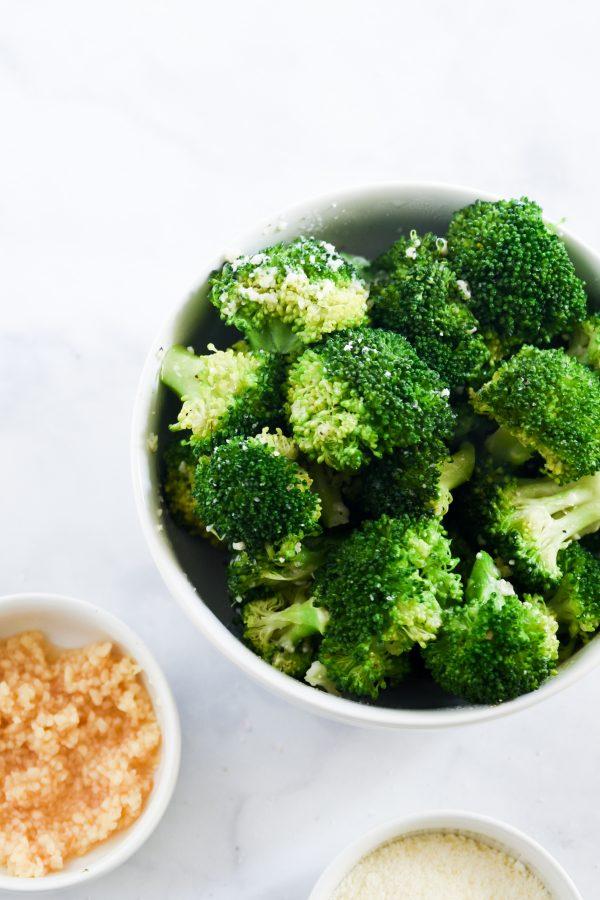 garlic broccoli recipe