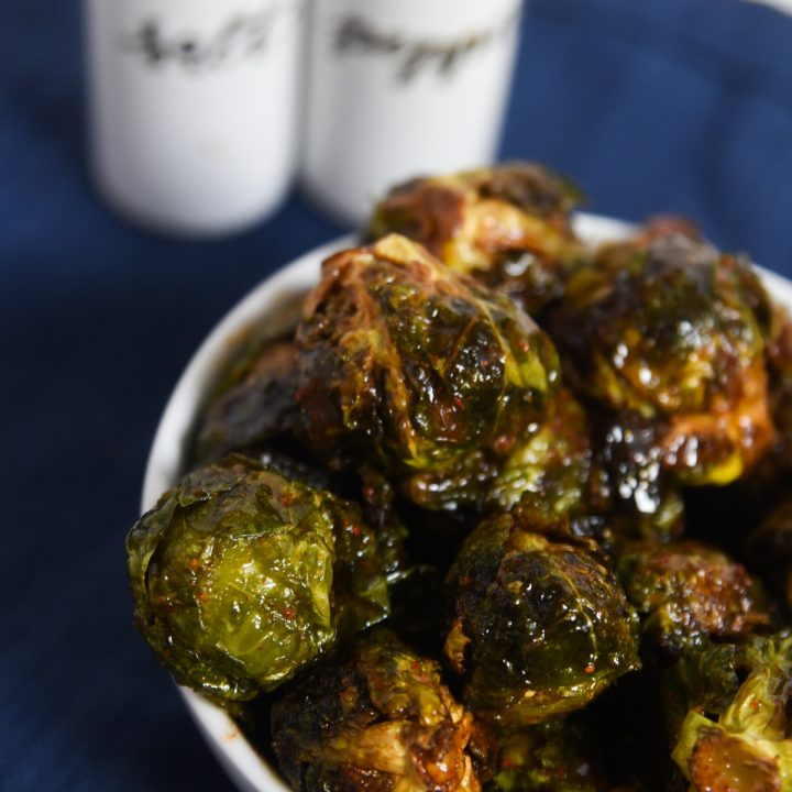longhorn steakhouse brussell sprouts