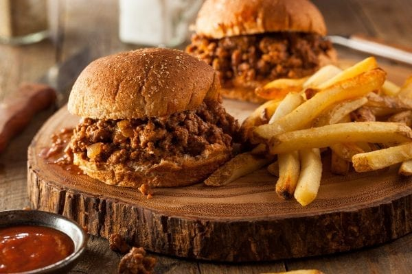 Ideas to Serve with Sloppy Joes