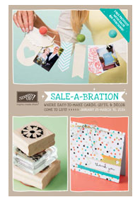 Sale-a-Bration 2014 - www.SimplySimpleStamping.com