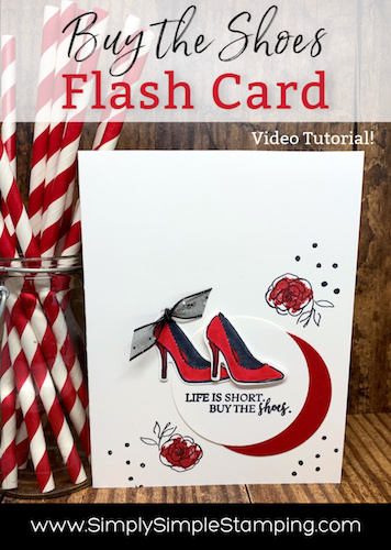 The Perfect Simple Greeting Card for a Friend | Flash Card Series