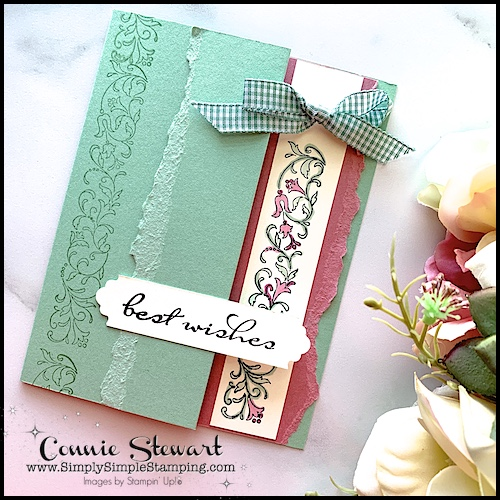 how-to-tear-cardstock-for-deckle-edge-border-best-wishes-card