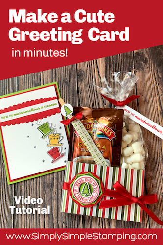 Make a cute greeting card and save this tutorial to your favorite Pinterest board.