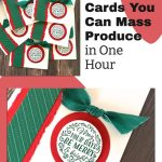 Unique Christmas Cards You Can Mass Produce in One Hour
