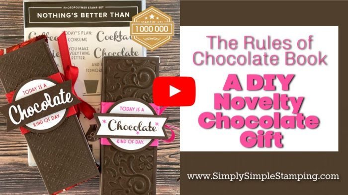 This video tutorial will teach you how to make a novelty chocolate gift in minutes.