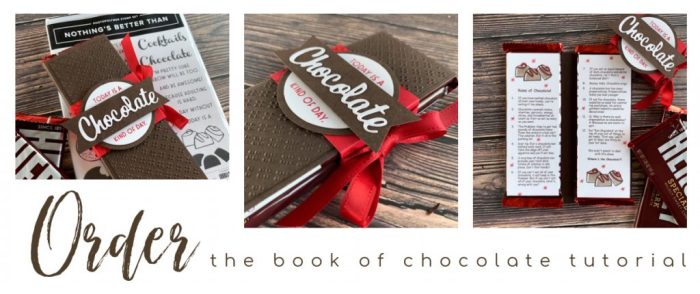 Order the book of chocolate tutorial here.