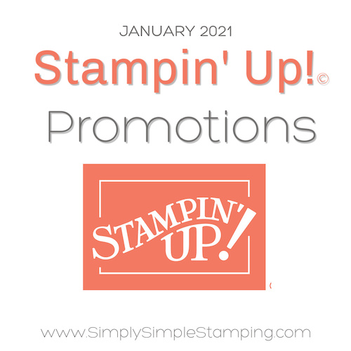 Get the SCOOP on all things NEW at Stampin' Up!