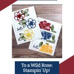 To a Wild Rose: Stampin' Up! Card Ideas