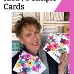 Card Making Idea | 8 Simple Cards
