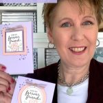 How to Make a Floating Image Greeting Card