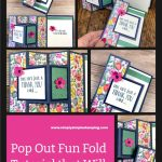 Pop Out Fun Fold Tutorial that Will WOW Them