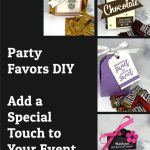 Party Favors DIY | Add a Special Touch to Your Event