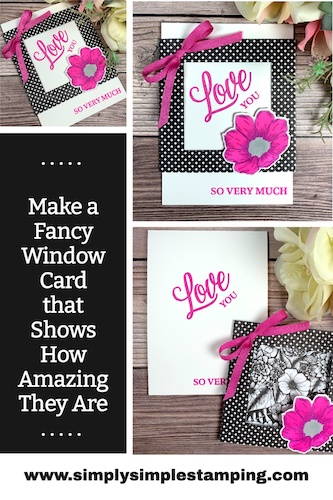 Save this fancy window card to your favorite Pinterest board