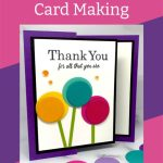 Circle Dies Can Be the Start of Easy Card Making