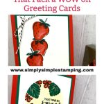 Masking & Reverse Masking Techniques That Pack a WOW on Greeting Cards