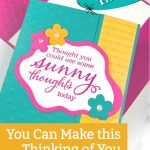 The Handmade Thinking of You Card That's Easy to Make