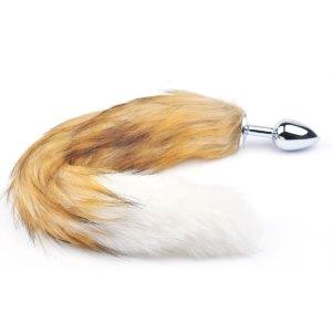 fur tail anal plug