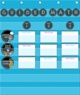 Learn all about Guided Math with my new blog series, Get Your Groove on with Guided Math!