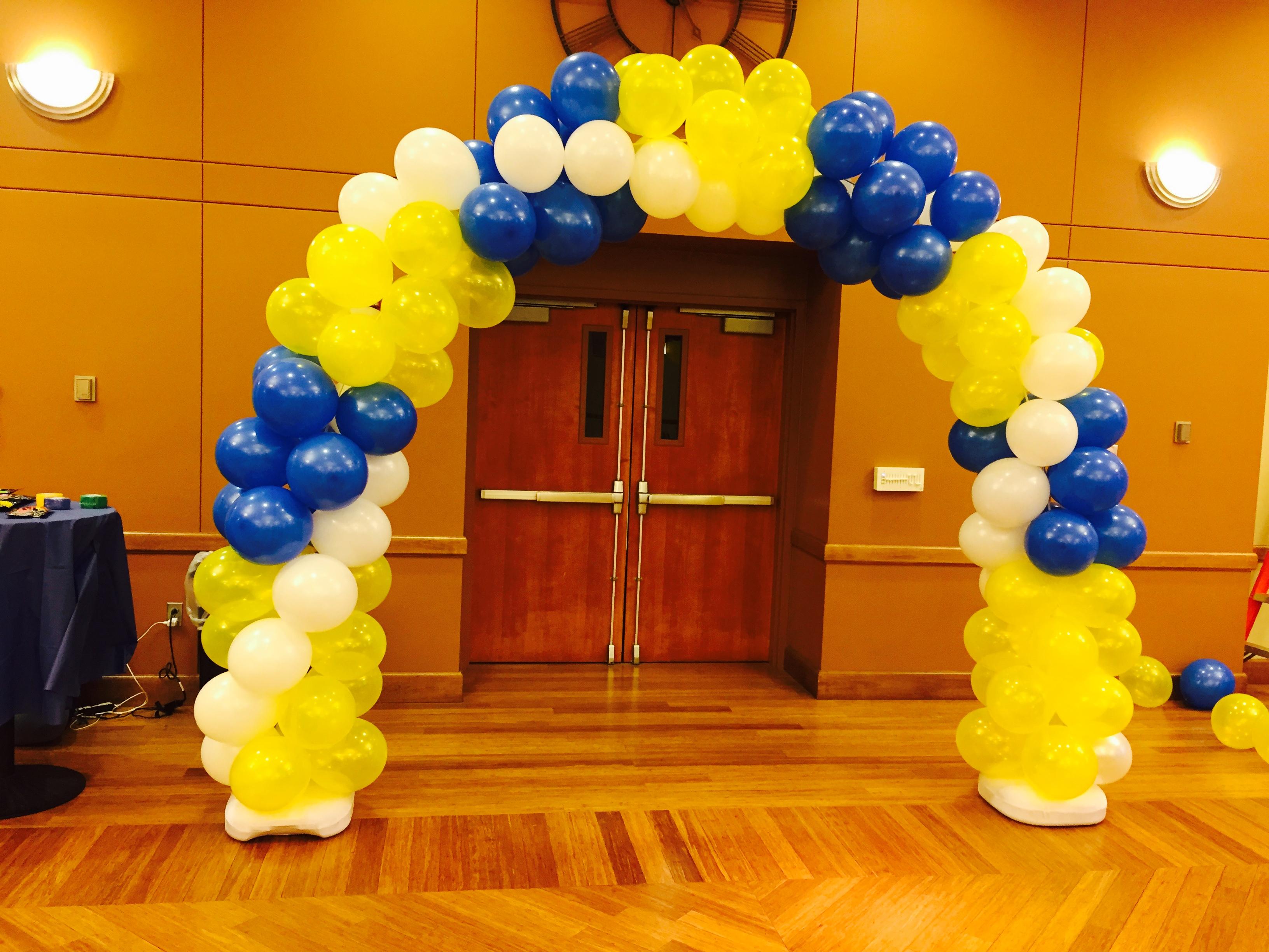 Balloon Decorations Gallery