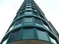 Towering Building