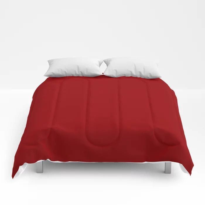 Solid Color Comforters Twin, Twin XL, Full, Queen, and KIng Sizes are available - Bedding - Bedroom Decor
