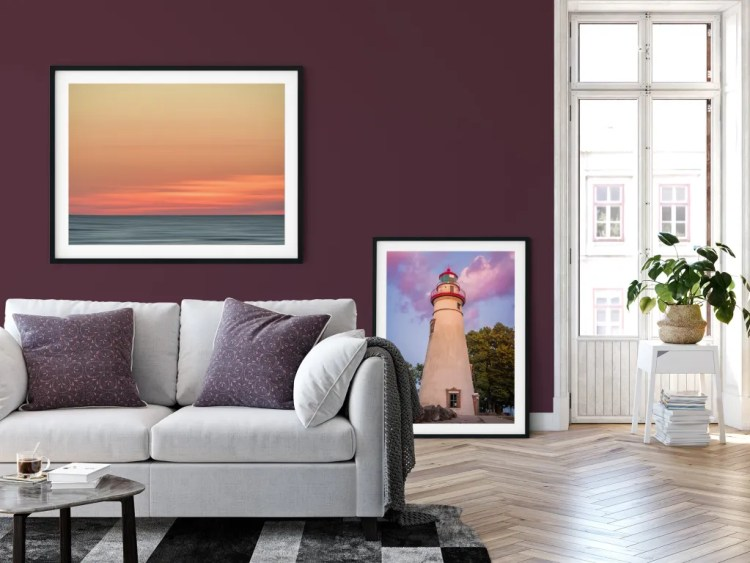 Graham and Brown 2021 Color of the Year Epoch and Featured Art by PIPA Fine Art