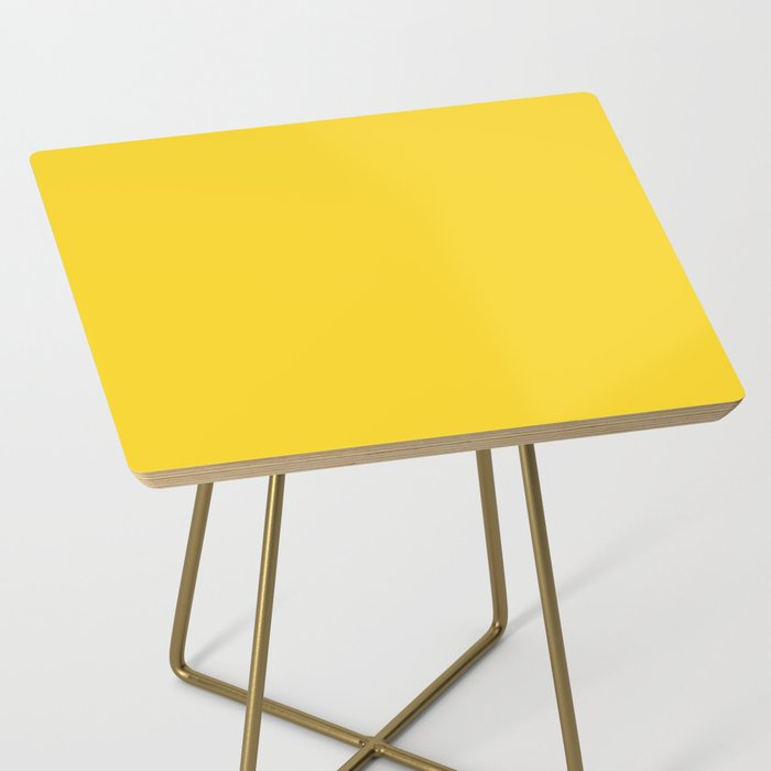 Solid Color Square and Round Side Tables / End Tables - Furniture