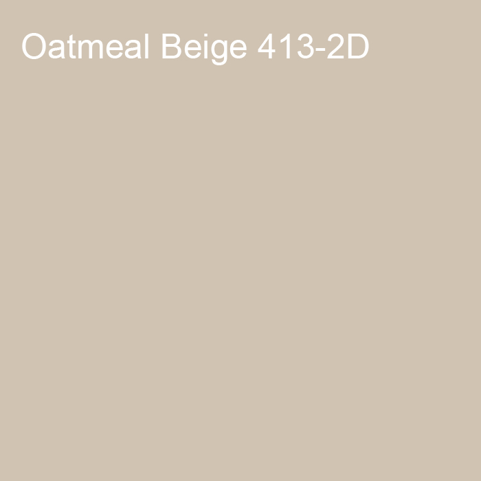 Ecru Buff Trending Solid Color Pairs To Dutch Boy 2021 Color of the Year Accent Shade Oatmeal Beige 413-2DB