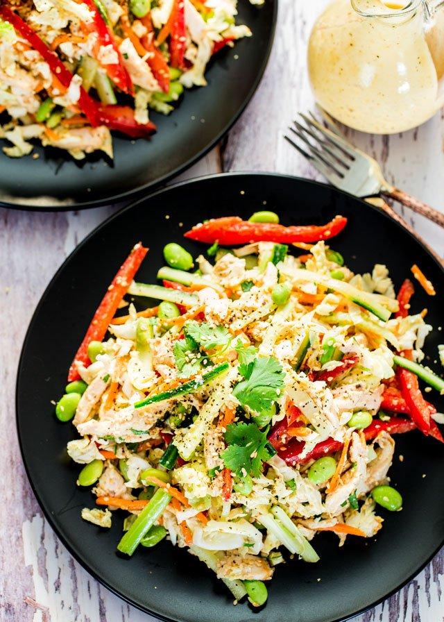 Jo Cooks | Asian Chopped Chicken Salad