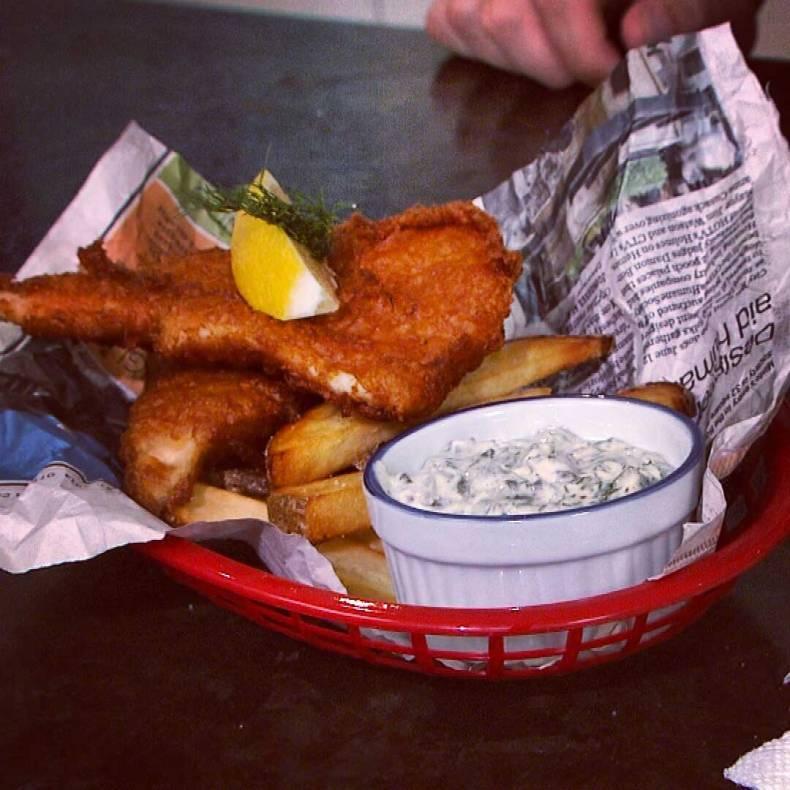 World Fishing Network | Northern Pike Fish & Chips