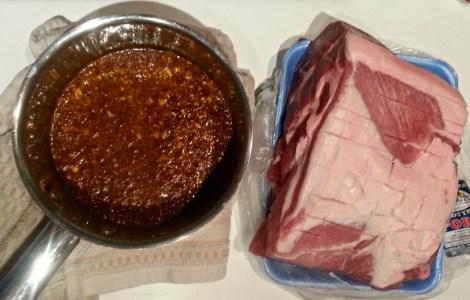 Pork Shoulder Al' Diavolo