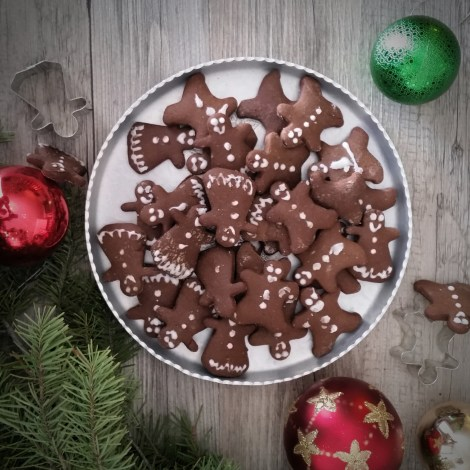 Chocolate Gingerbread