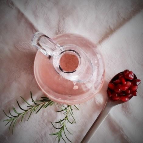 Pomegranate Rosemary Vinaigrette