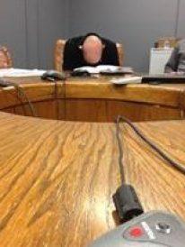 desk head