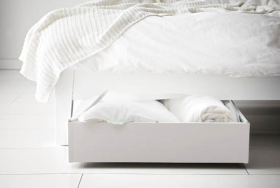 Real Sleeping Beauty // 5 Spaces you are Probably Not Maximizing // simplyspaced.com