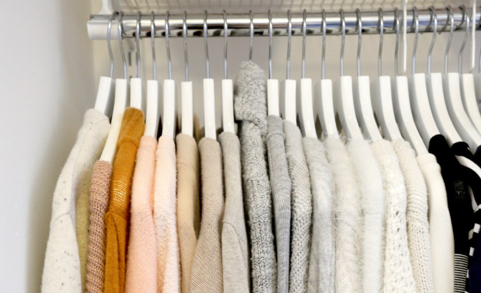 Simply Spaced // Closet Organizing Services