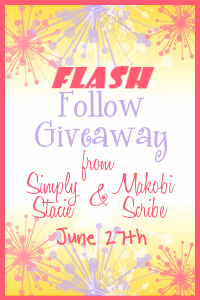 Flash Follow Giveaway